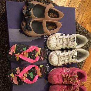 Toddler designer shoes
